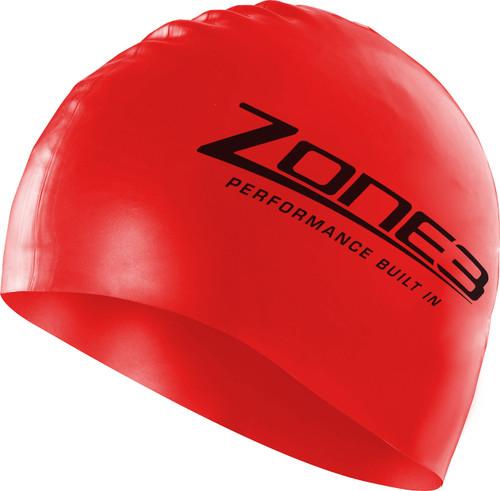 Zone3 - 2021 - Silicone Swim Cap