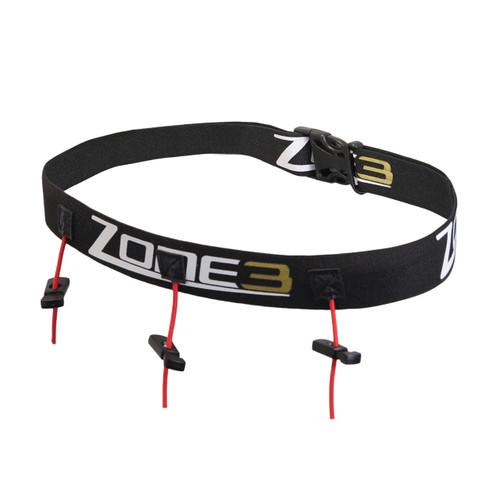 Zone3 - 2021 - Race Belt with Gel Loops