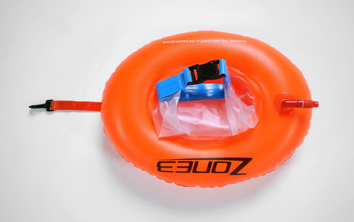 Zone3 - 2021 - Swim Safety Buoy/Dry Bag Donut