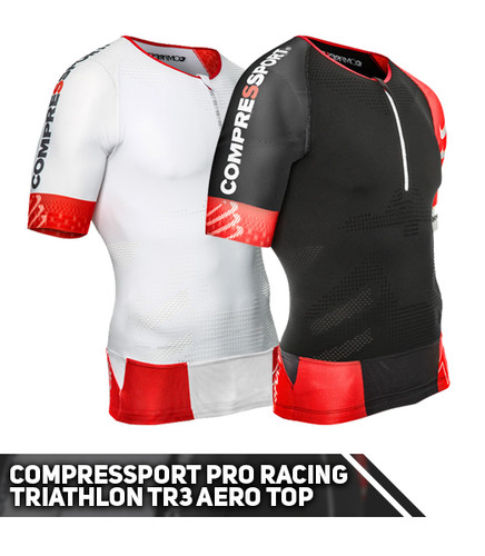 Compressport - TR3 Aero Top