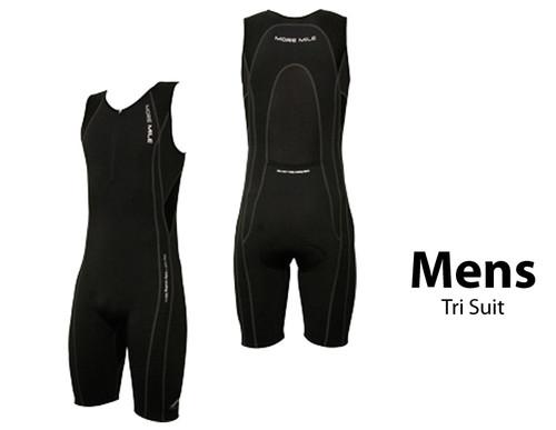 More Mile Mens Triathlon Suit