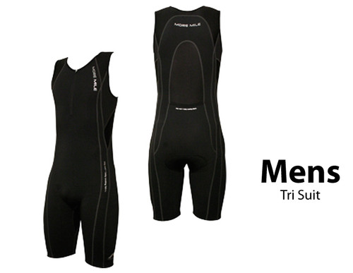 More Mile Mens Triathlon Suit