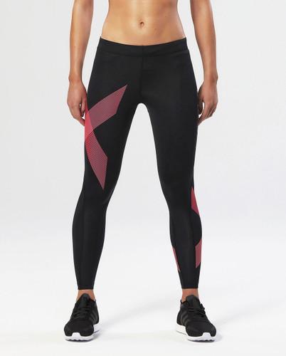Black/Fluro Pink