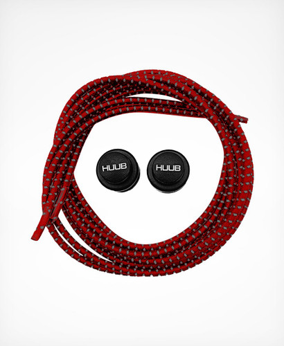 HUUB - Lace Locks - Red