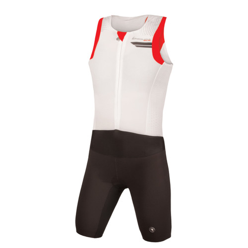 Endura - Men's QDC Drag2Zero Sleeveless  Lite Tri Suit