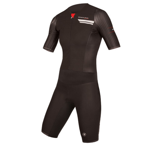 Endura - Women's QDC Drag2Zero Short Sleeve Tri Suit