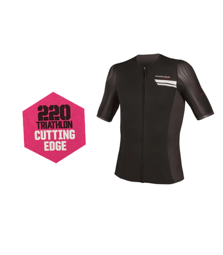 Endura - Men's QDC Drag2Zero - Short Sleeve Jersey
