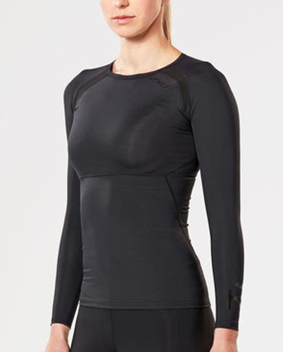 2XU - Women's Refresh Recovery Compression Long-Sleeved Top
