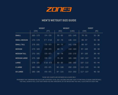 Zone3 - Vision Wetsuit - Men's - 2019