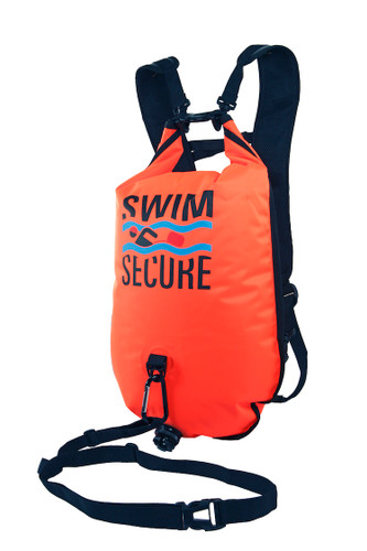 Swim Secure - ChillSwim Safety Buoy - SwimRun / Wild Swim Bag