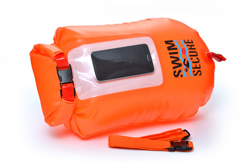 Swim Secure - ChillSwim Safety Buoy - Dry Bag Window