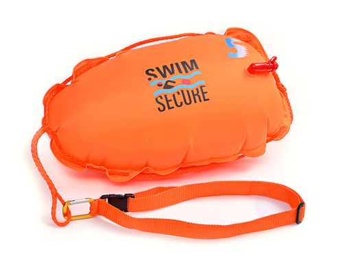 Swim Secure - ChillSwim Safety Buoy - Tow-Float Pro