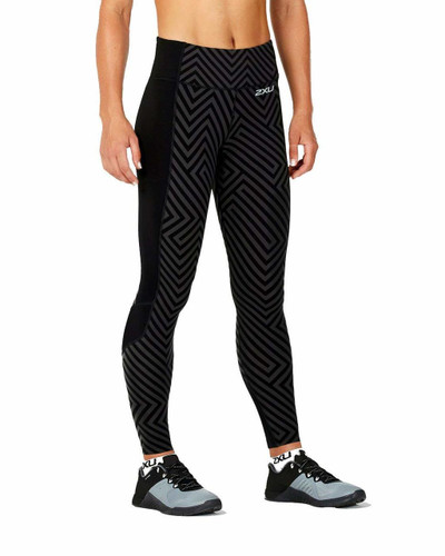 2XU - Fitness Comp Tights with Storage - Women's -