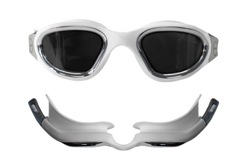 Zone3 - 2021 - Vapour Polarised Goggles - Metallic Silver