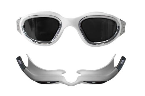Zone3 - 2021 - Vapour Polarised Goggles - Metallic Silver