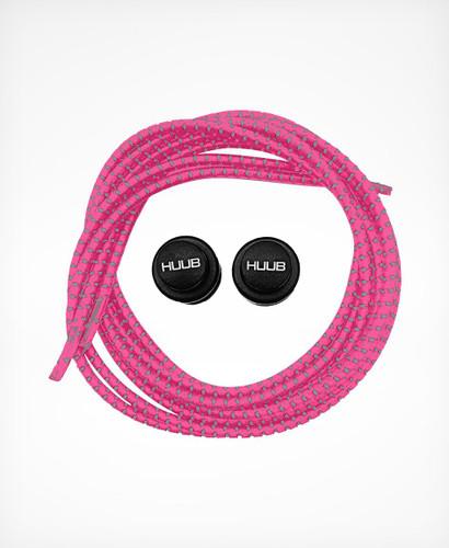HUUB - Lock Laces Pink