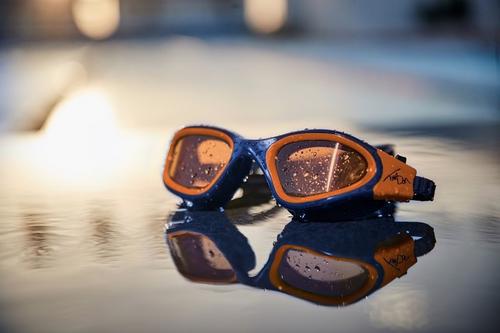 Zone3 - Vapour Polarised Goggles - Tim Don Navy / Orange
