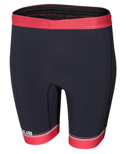 HUUB - Women's Core Tri Shorts - Black/Red