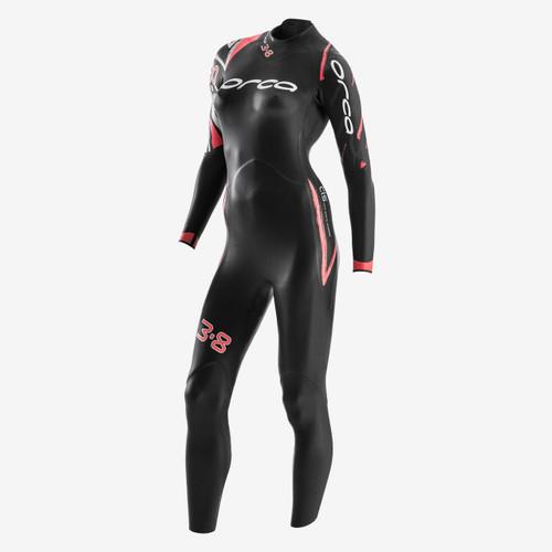 Orca - 3.8 Enduro Wetsuit - Women's - Ex-Rental 1 Hire