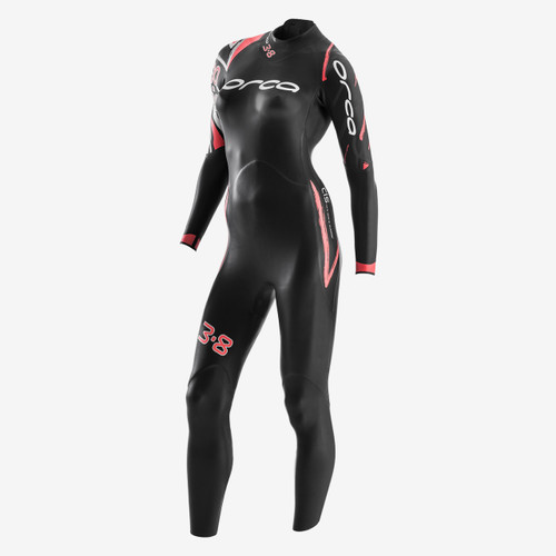 Orca - 3.8 Enduro Wetsuit - Women's - Ex-Rental 2 Hire