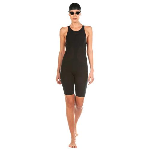 Arena - Powerskin Carbon-Air Full Body Short Leg Open Back - Women's