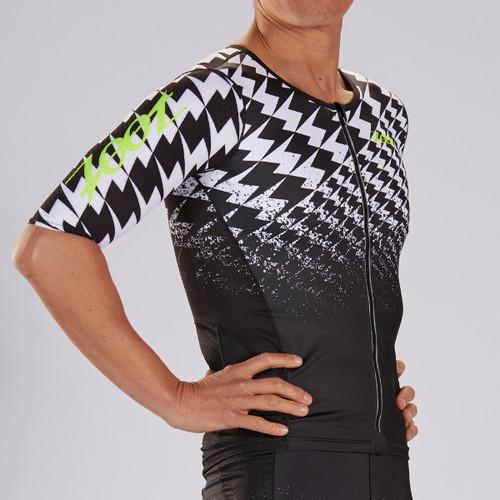 Zoot - Ultra Tri Aero Short Sleeve Jersey - Men's - *