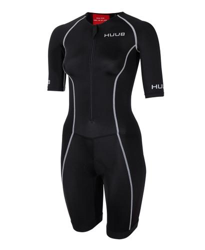 HUUB - Essential Long Course Women's Sleeved Trisuit - 2020