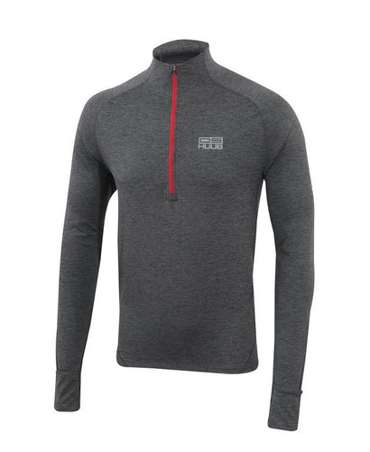 HUUB - Dave Scott Training 1/2 Zip Long-Sleeve Top