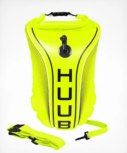 HUUB - Safety Tow Float - Orange or Yellow