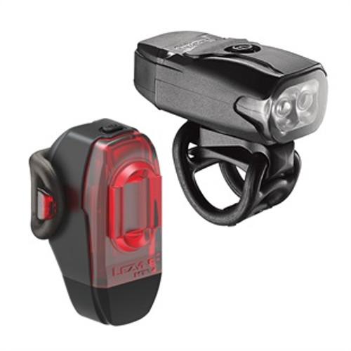 Lezyne - LED KTV Drive Pair - Black