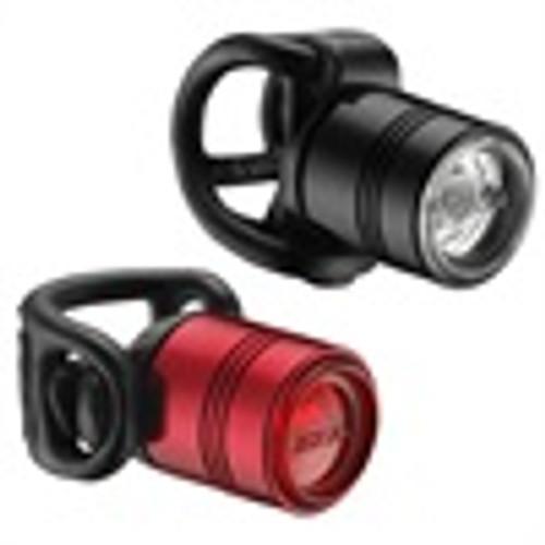 Lezyne - LED - Femto Drive Pair - Black/Red