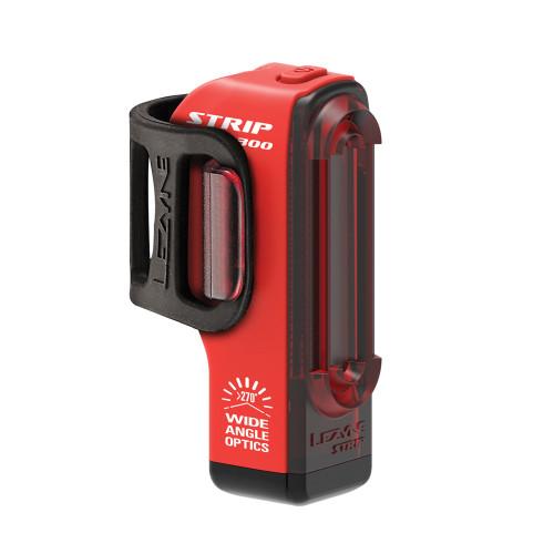 Lezyne - Strip Drive Pro 300 Rear  - Red