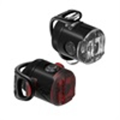Lezyne - LED Femto USB Drive Front - Black
