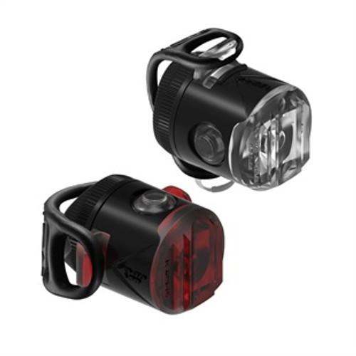 Lezyne - LED Femto USB Drive Pair - Black