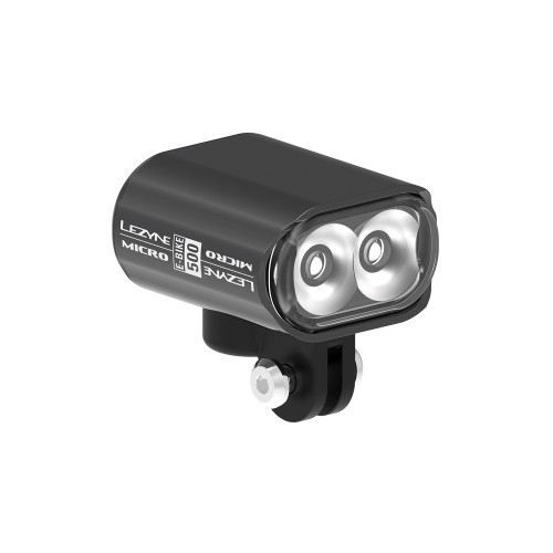Lezyne - Ebike Micro Drive 500 - Black