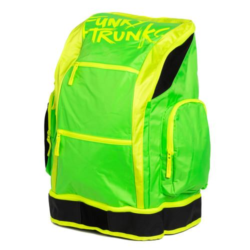 Funky Trunks - Backpack - Golden Team