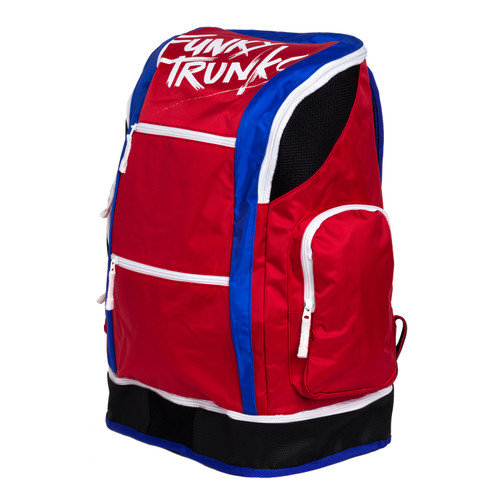 Funky Trunks - Backpack - Patriot Team