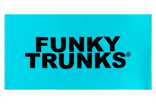 Funky Trunks - Towel - Still Lagoon