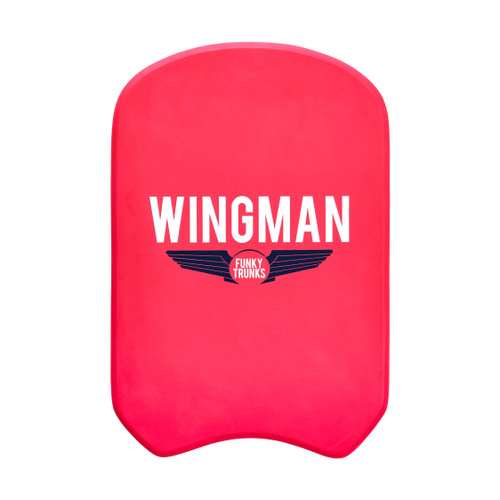 Funky Trunks - Kickboard - Red Wingman