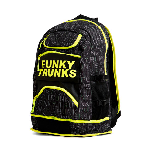 Funky Trunks - Elite Squad Backpack - Night Lights