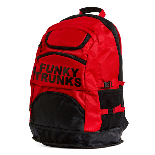 Funky Trunks - Elite Squad Backpack - Fire Storm