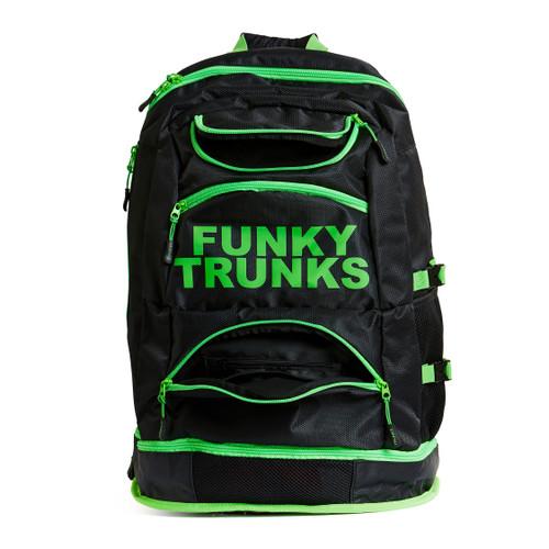 Funky Trunks - Elite Squad Backpack - Lime Light