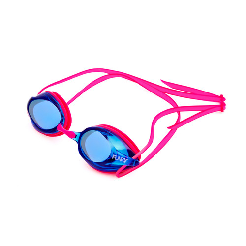 Funky - Training Machine Goggles - Eye Candy Mirrored