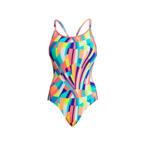Funkita - Diamond Back - Pastel Panel - Women's