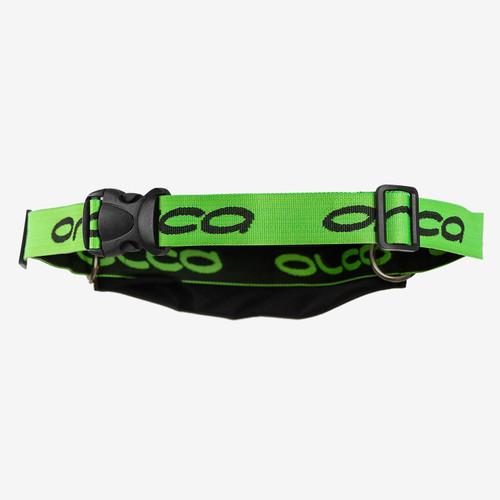 Orca - 2020 - Swimrun Belt - Black Lime Green