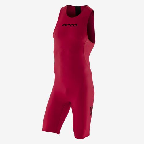 Orca - 2021 - RS1 Swimskin - Men's - GARNET