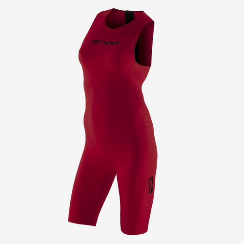 Orca - 2021 - RS1 Swimskin - Women's - GARNET
