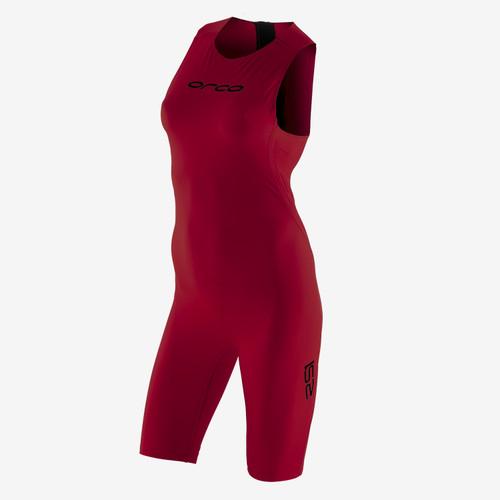 Orca - 2021 - RS1 Swimskin - Women's - GARNET