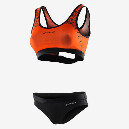 Orca - Bikini - Women's - High Vis Orange