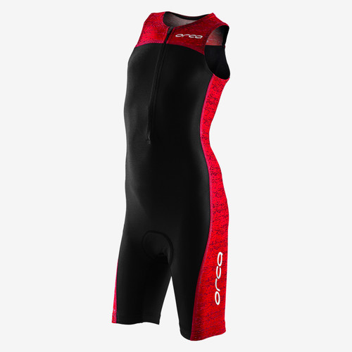 Orca - 2021 - Core Race Suit - Youth - Black red